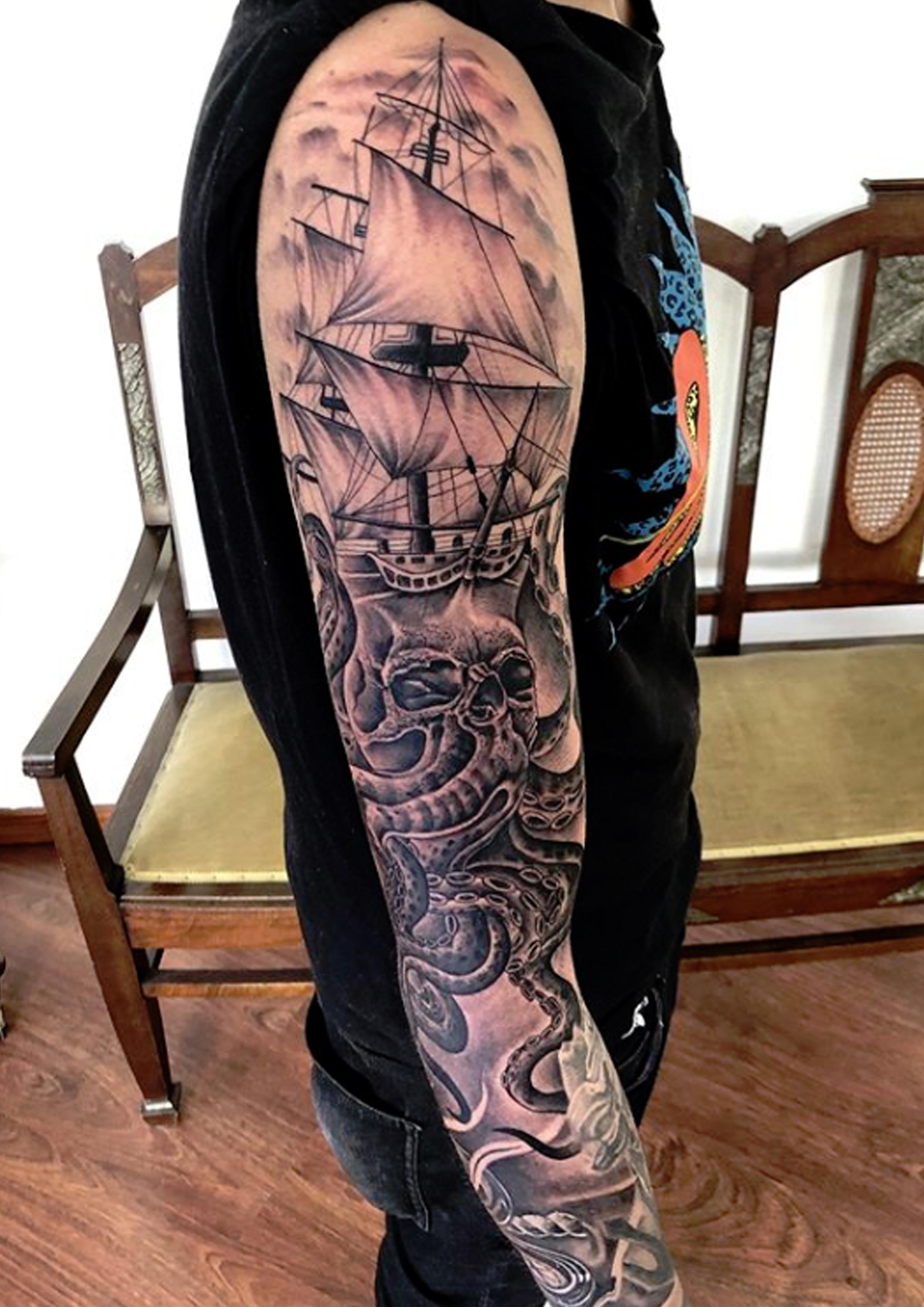 Diego Cavallini Tarawa Tattoo Piercing Cap D Agde